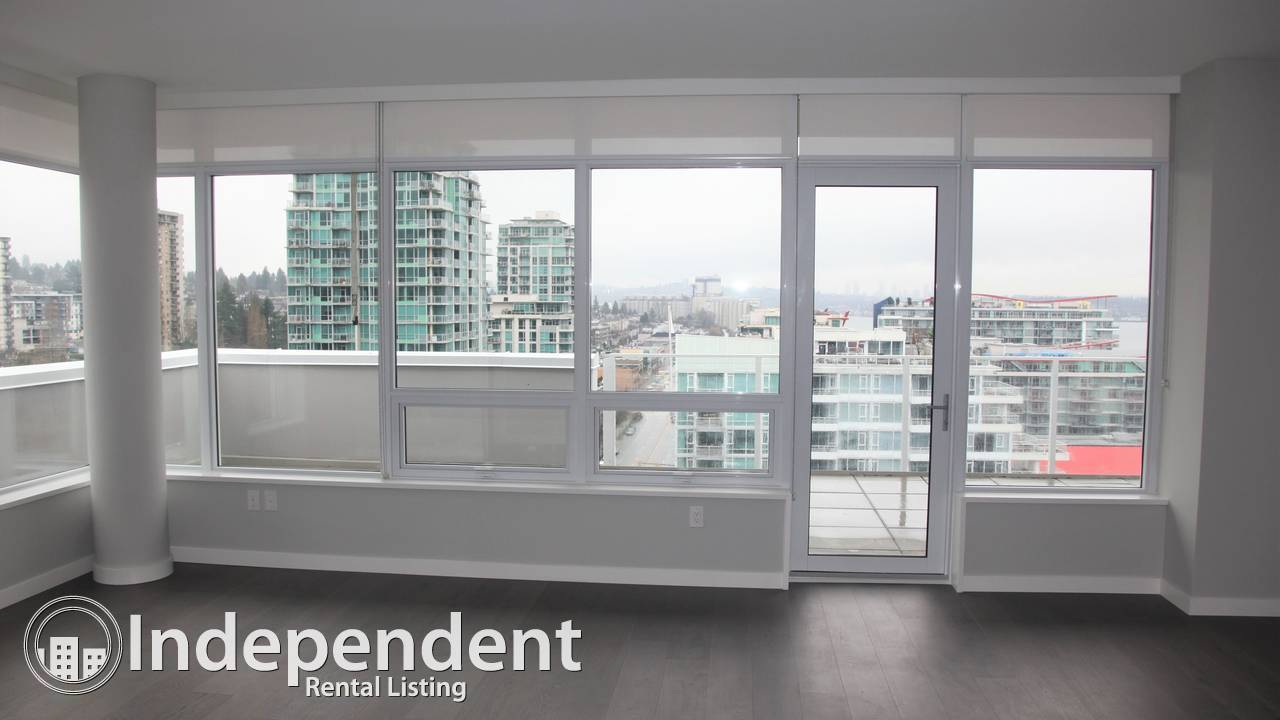 3 Bedroom PENTHOUSE For Rent in Lower Lonsdale