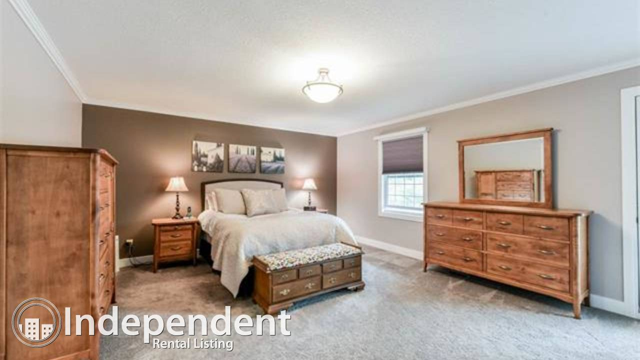 4 Bedroom Beautiful House for Rent in Quesnell Heights