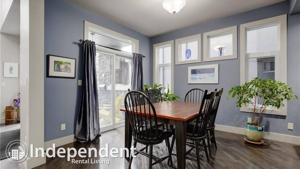 4 Bedroom Duplex for Rent in Richmond!