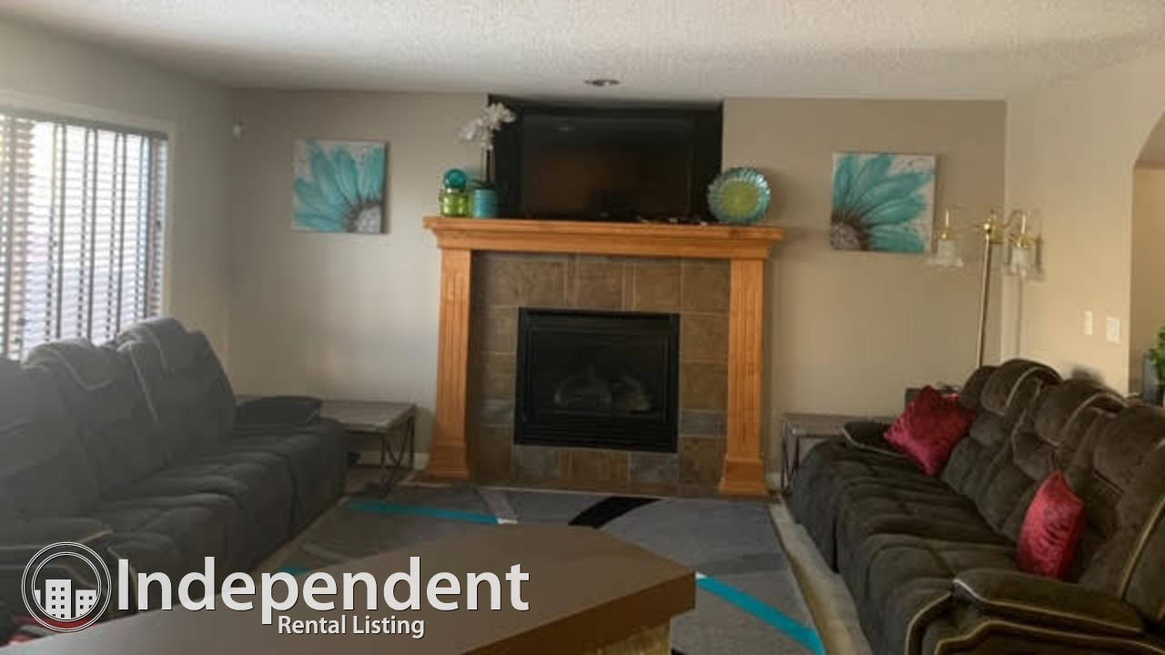 3 Bedroom Main Floor for Rent in Silverberry