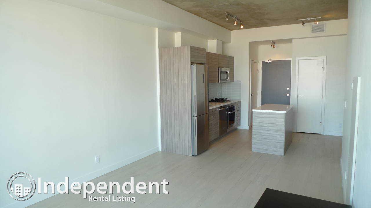 1 Bedroom + Den Condo for Rent in Beltline!