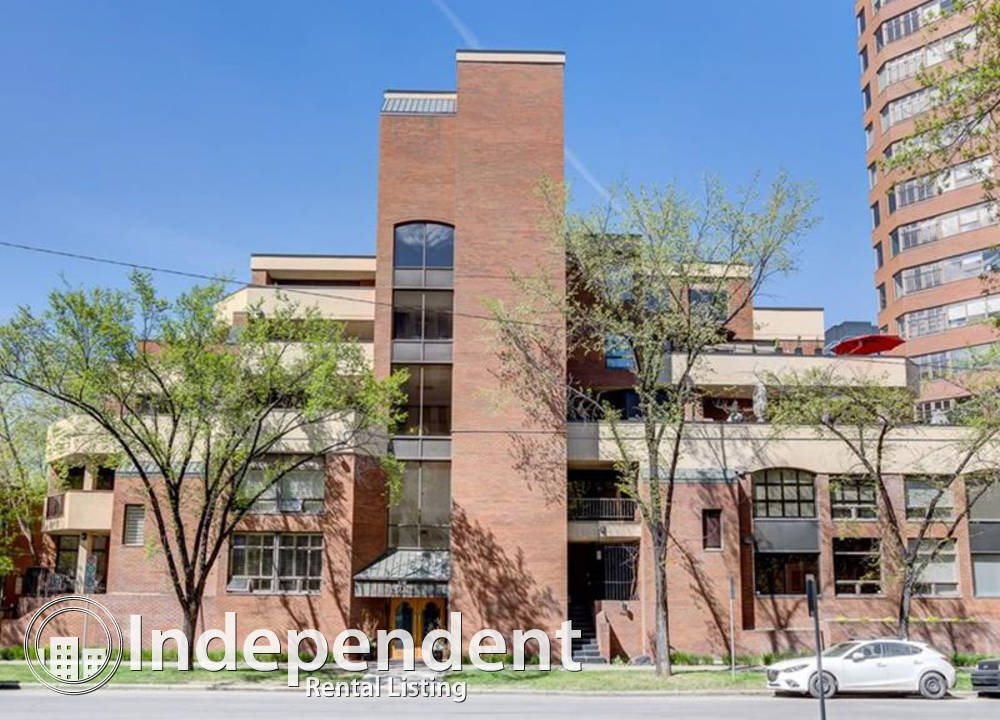726 - 13 Ave SW, Calgary, AB - $2,000