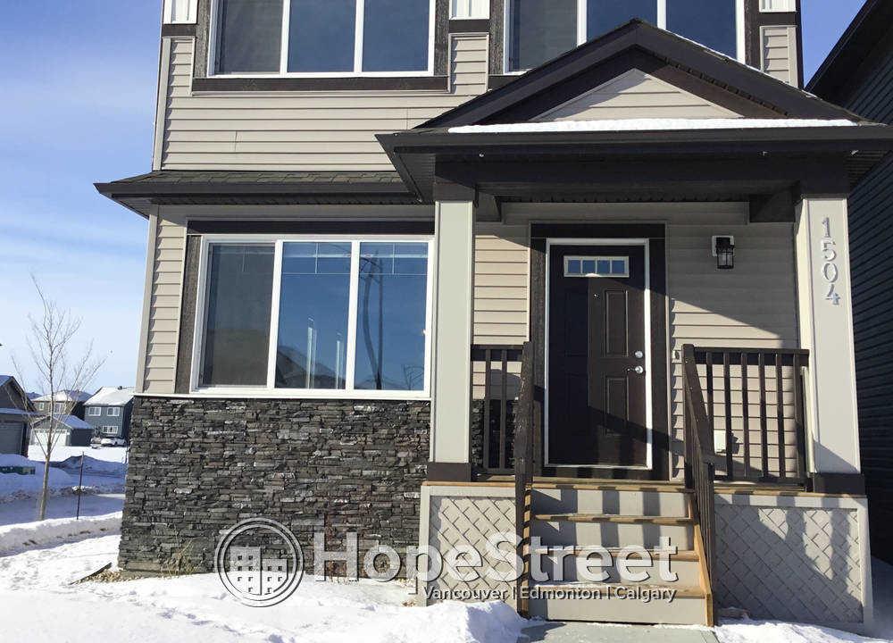 1504 21 Street  NW, Edmonton, AB - $1,850