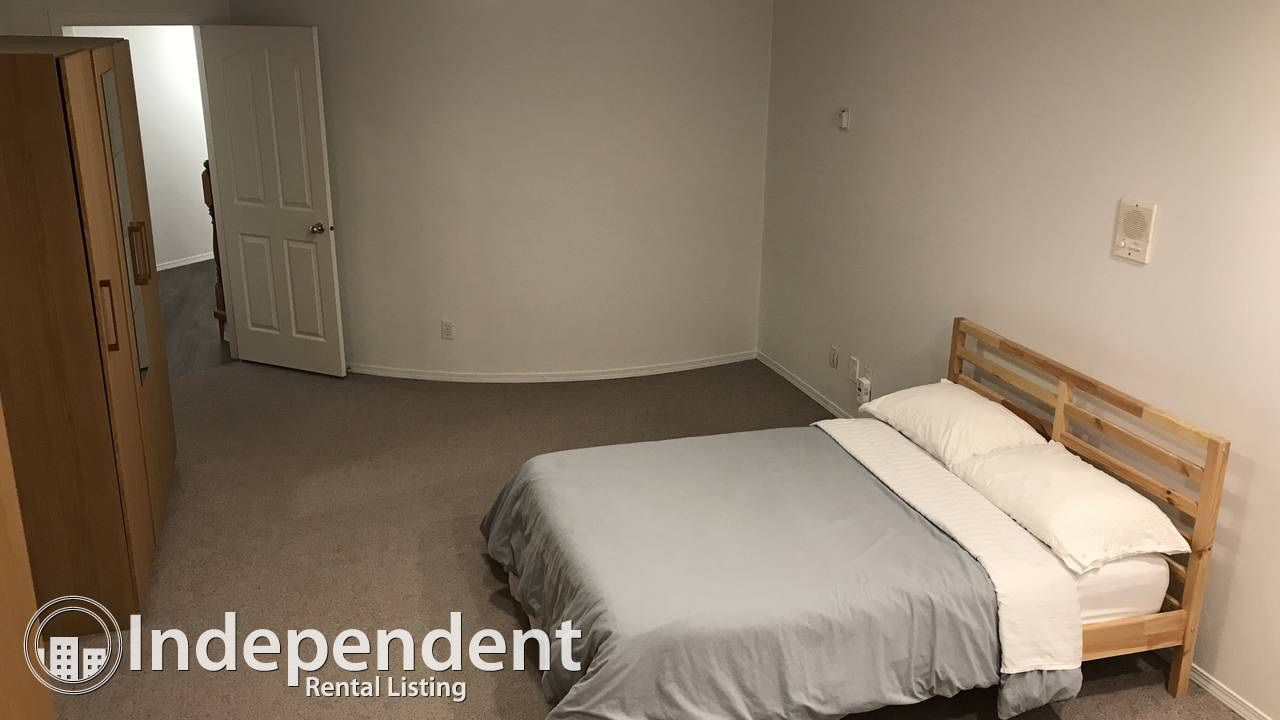 1 Bed + DEN Basement Suite for Rent in Surrey: Utilities Included