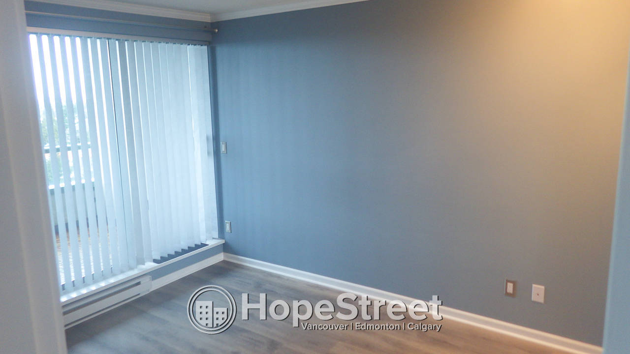 MODERN 1 Bed Apartment for Rent in Burnaby