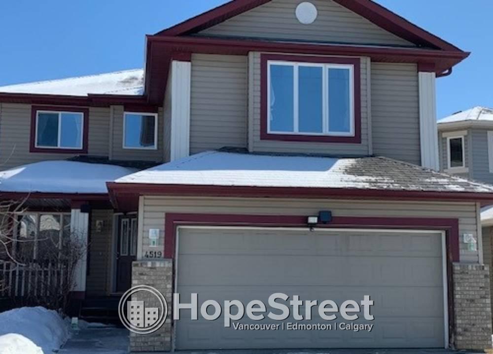 4519 212 Street NW, Edmonton, AB - $2,200