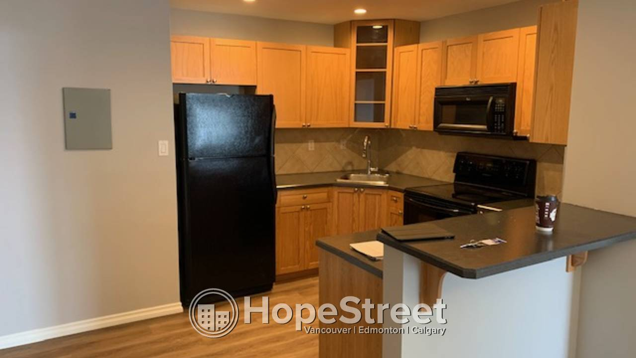 2 Bedroom Newly Renovated Condo in King Edward Park: 50% First Month Rent