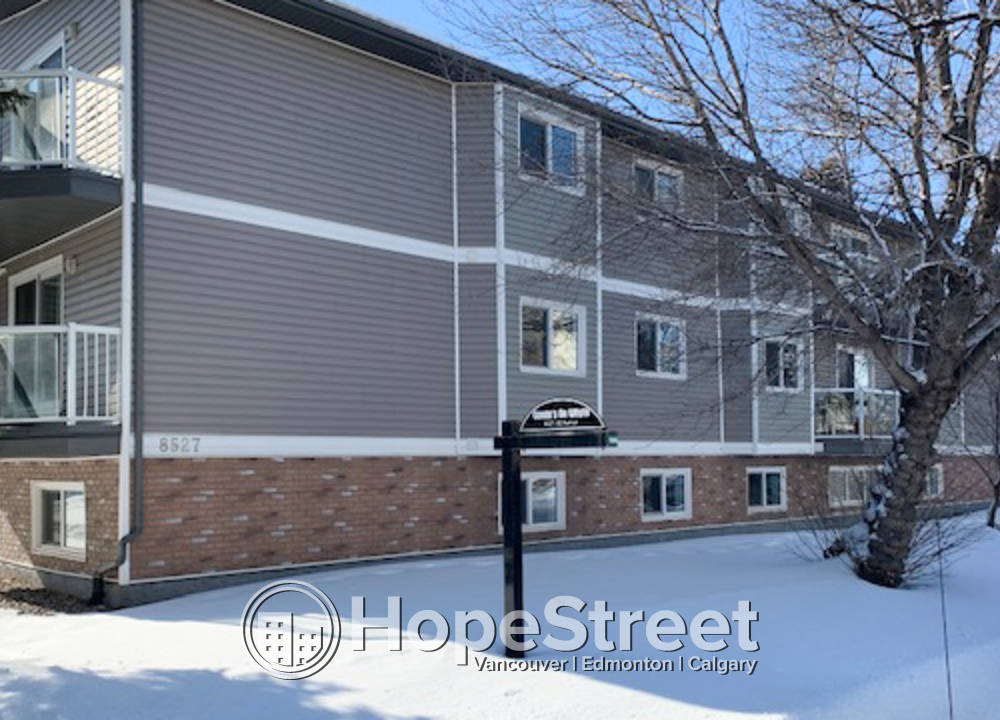 301 - 8527 82 Ave  NW, Edmonton, AB - $1,200 CAD/ month