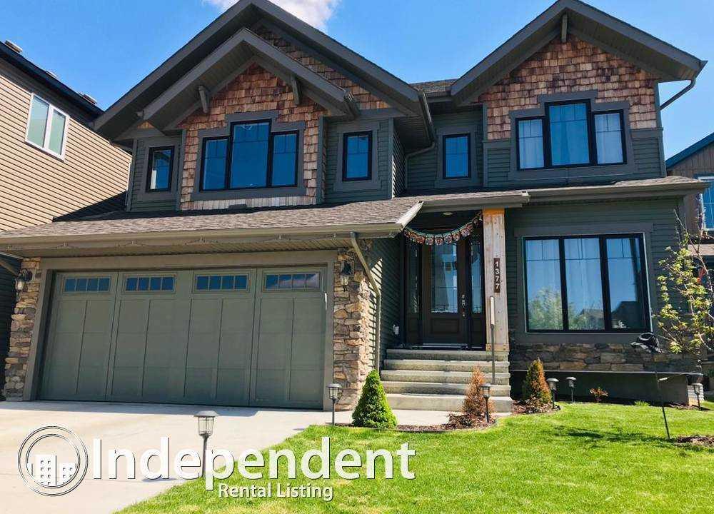 1377 Graydon Hill Way SW, Edmonton, AB - $2,850