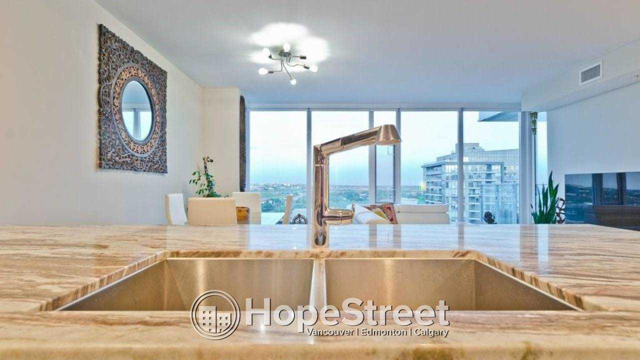 2 Bedroom+ DEN Condo For Rent in East Village