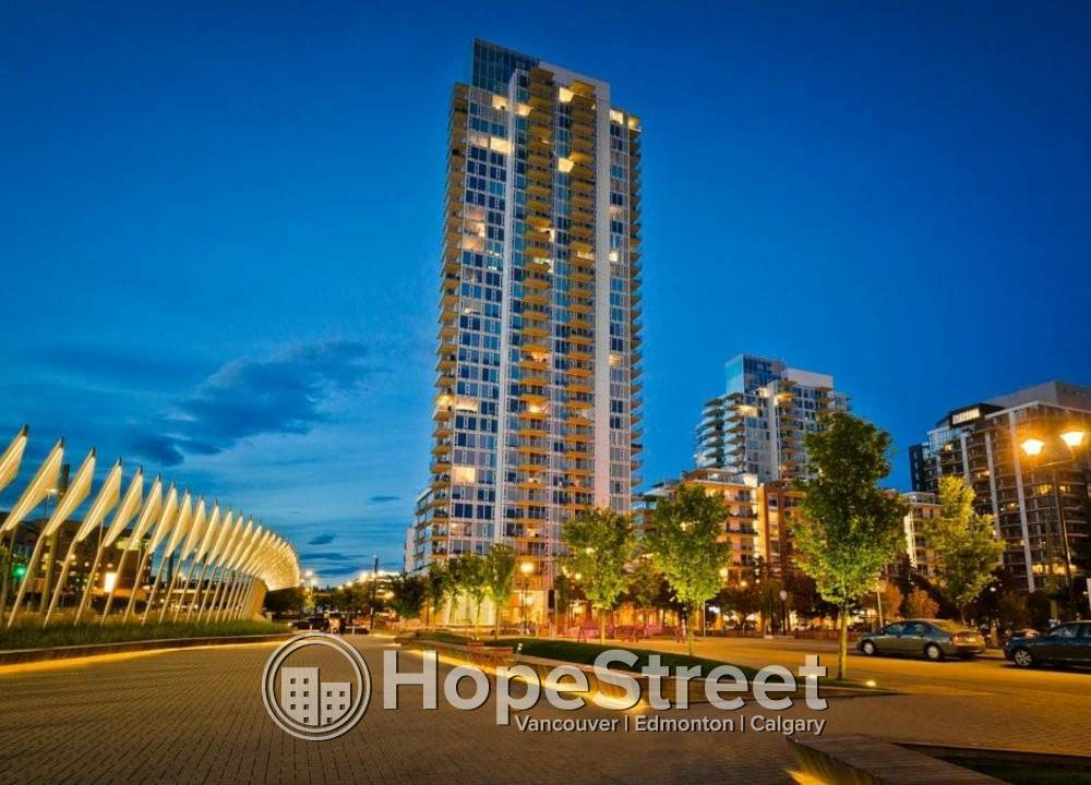 2305 - 510 6th Ave SE, Calgary, AB - $2,550