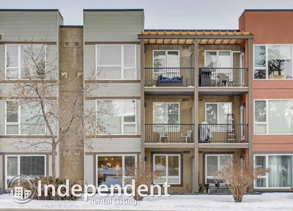 115 - 3600 15A ST SW, Calgary, AB - $1,350 CAD/ month