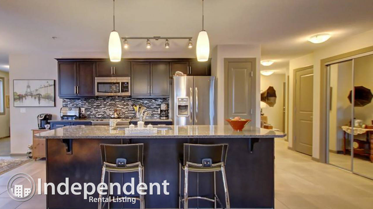 2 Bedroom Condo for Rent in McKenzie Towne: Adult Only Building (18+)