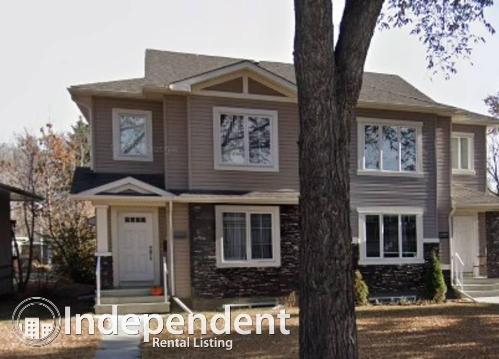 MAIN - 12041 103 Street NW, Edmonton, AB - 1,900 CAD/ month