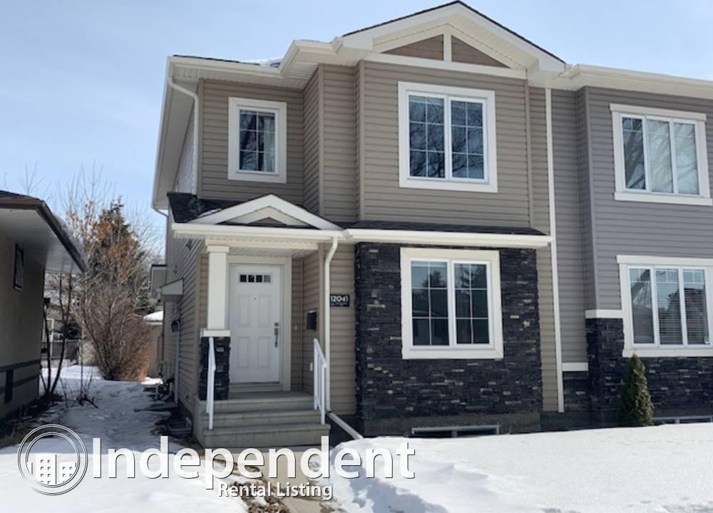 12041 103 Street NW, Edmonton, AB - $1,100