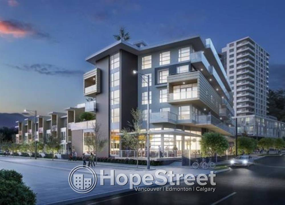 310 - 3588 Sawmill Crescent East, Vancouver, BC - $2,150