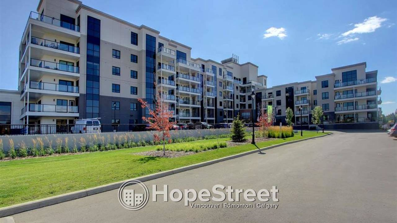 2 Bed + DEN Condo For Rent in St. Albert: Showings Available after April 22nd