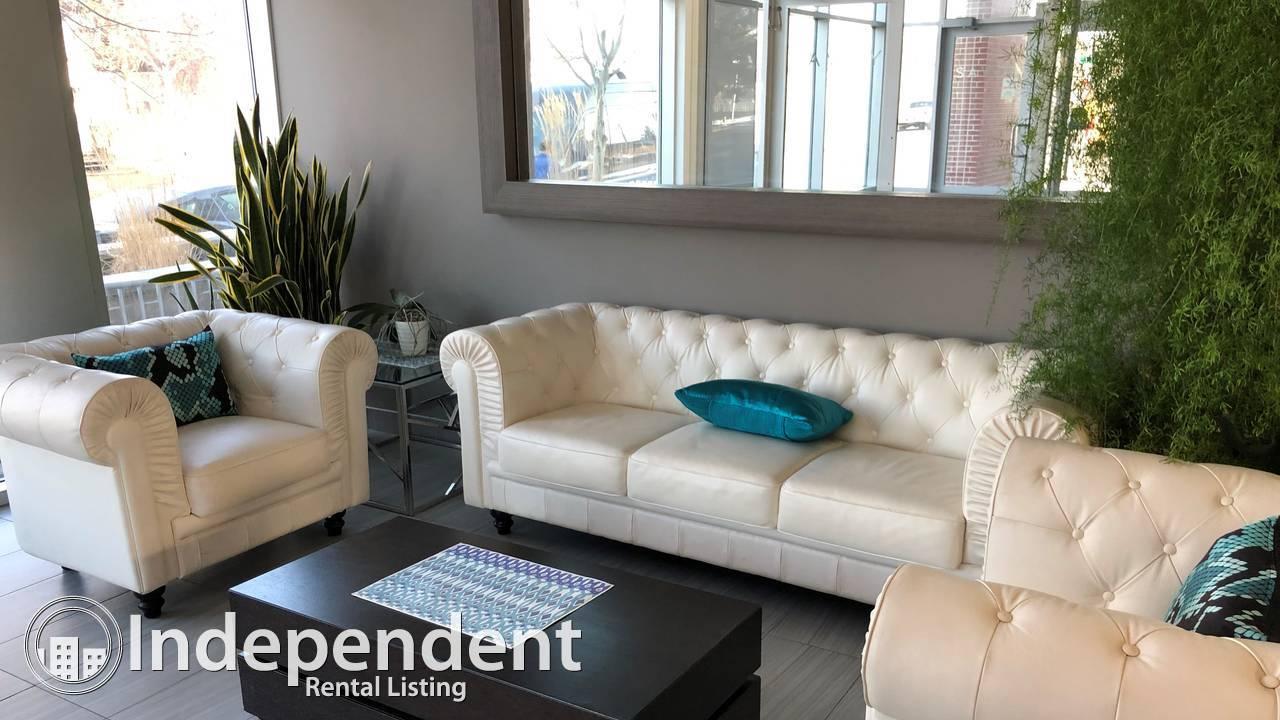 1 Bedroom Modern Condo For Rent in Hillhurst