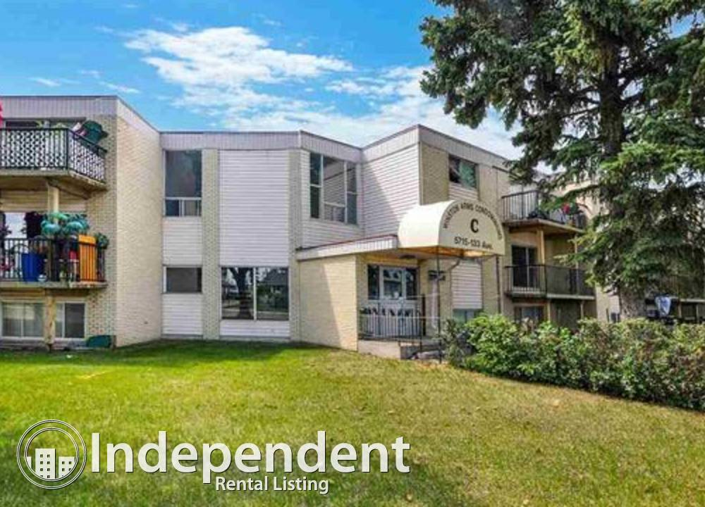 35B - 13230 Fort Road NW, Edmonton, AB - $1,100