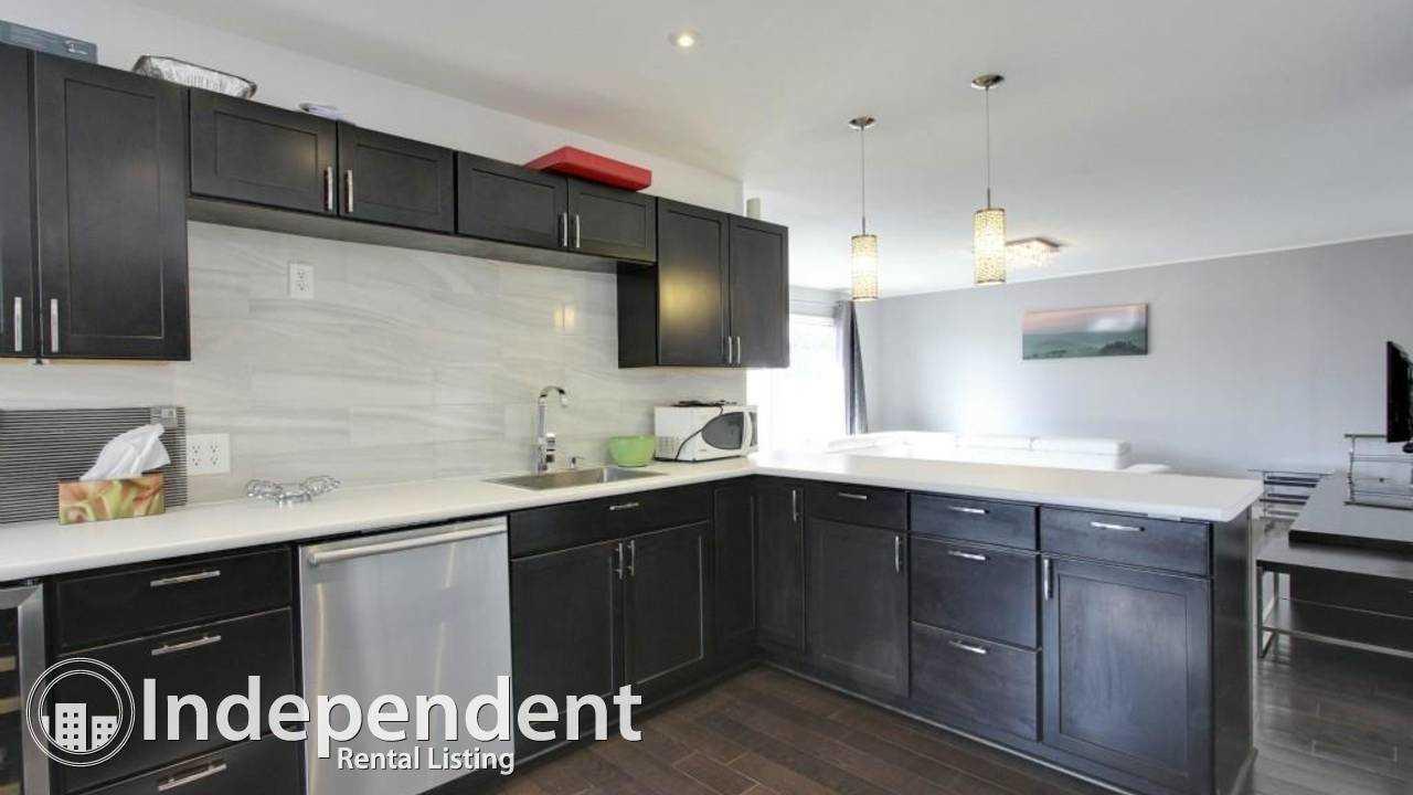3 Bedroom Main Floor Suite For Rent in Cambrian Heights