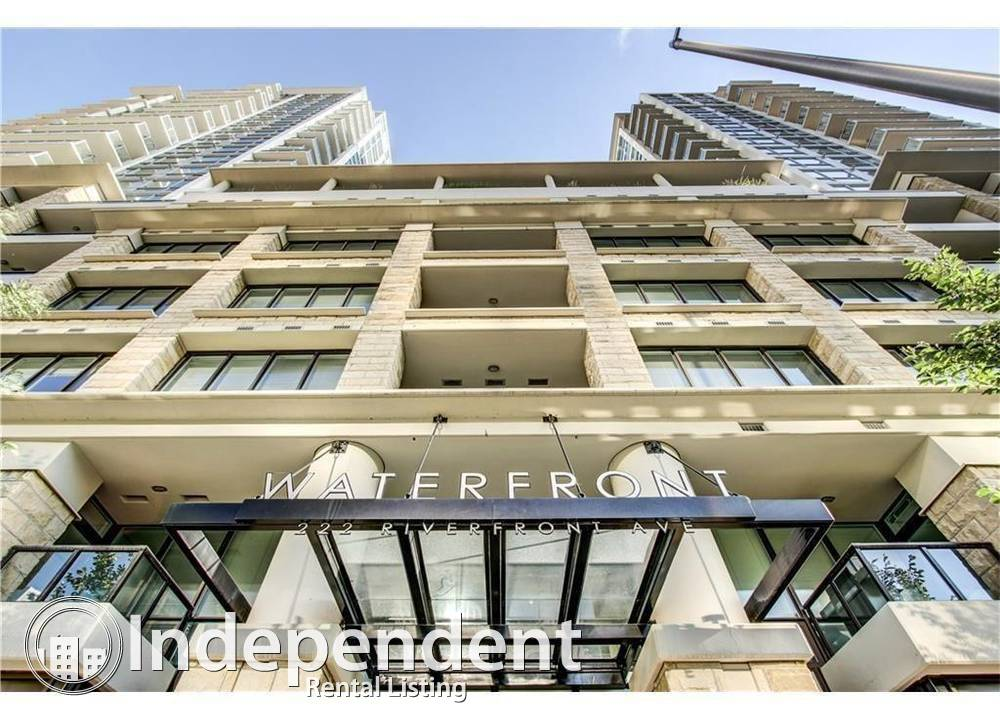 339 - 222 Riverfront Ave SW, Calgary, AB - $1,395