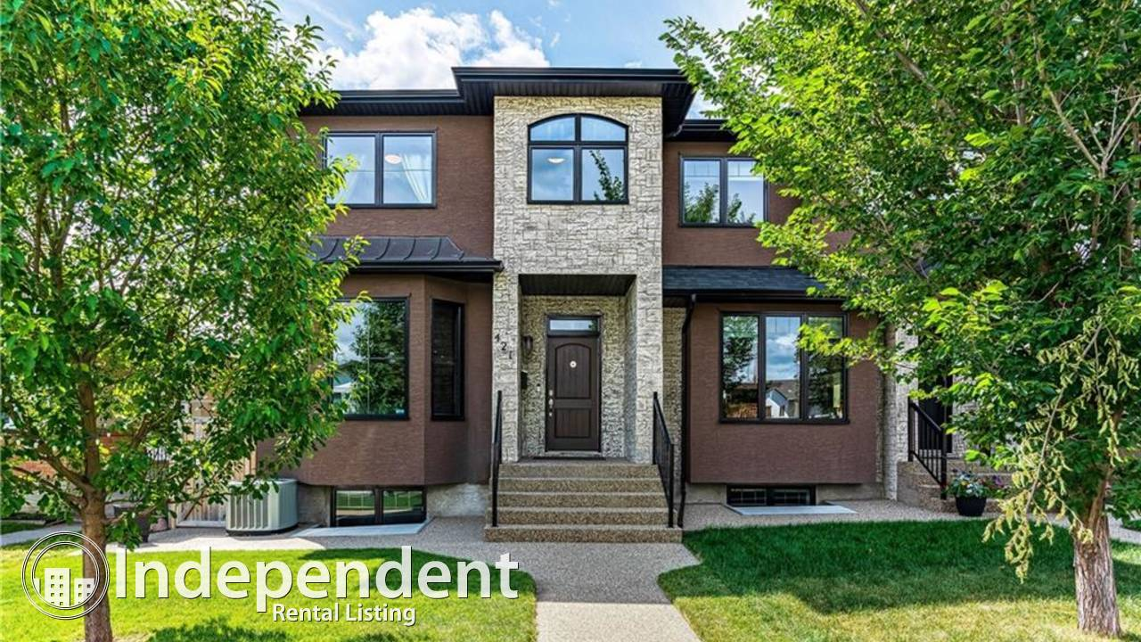 4 Bedroom Gorgeous Duplex for Rent in Windsor Park