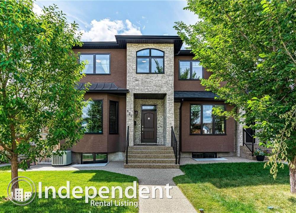 421 54 Ave SW, Calgary, AB - $2,700