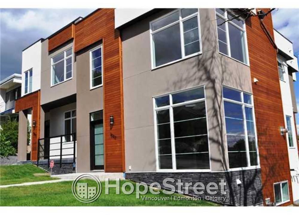 1842 18A Street SW, Calgary, AB - $2,950