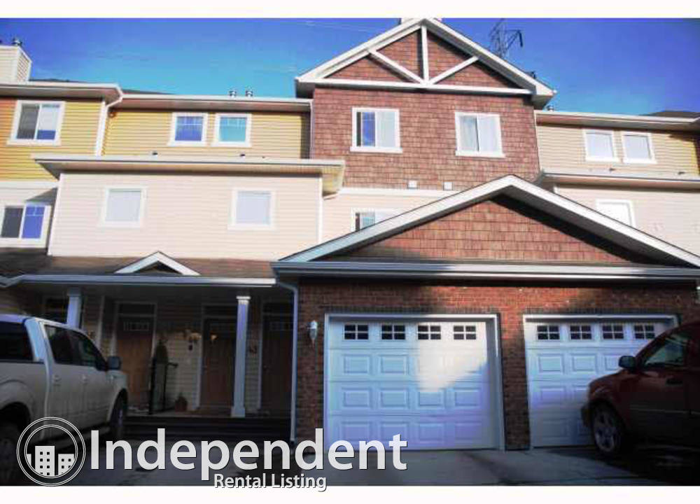 44 - 3010 33 Ave NW, Edmonton, AB - $1,300