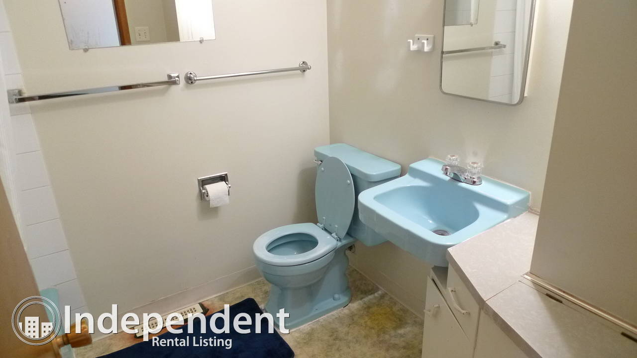 2 Bedroom,1 Bath in Windsor Park: Available until END of June 2021