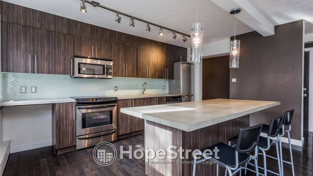 2 Bedroom Condo for Rent in Lower Mount Royal:ONE MONTH FREE