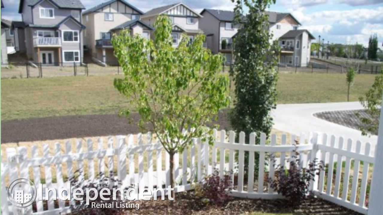 END UNIT 3 Bed Townhouse for Rent in Terwillegar: 50% off FIRST MONTH RENT