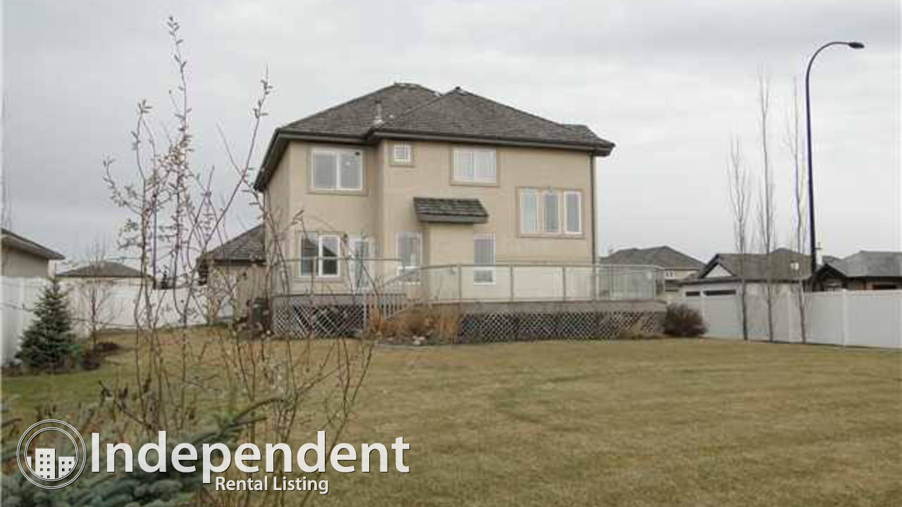 4 Bedroom House for Rent in Sherwood Park