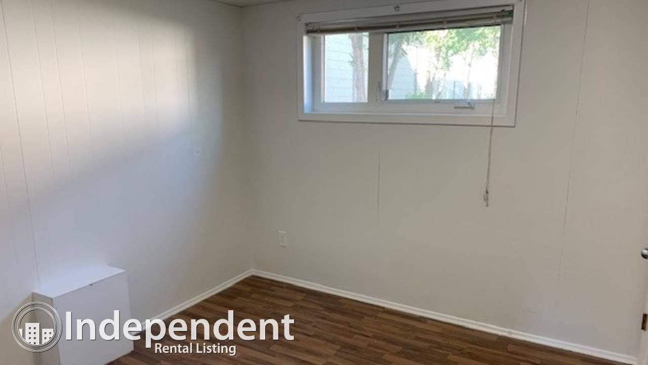 2 Bedroom RENOVATED Basement Suite for Rent in Parkdale