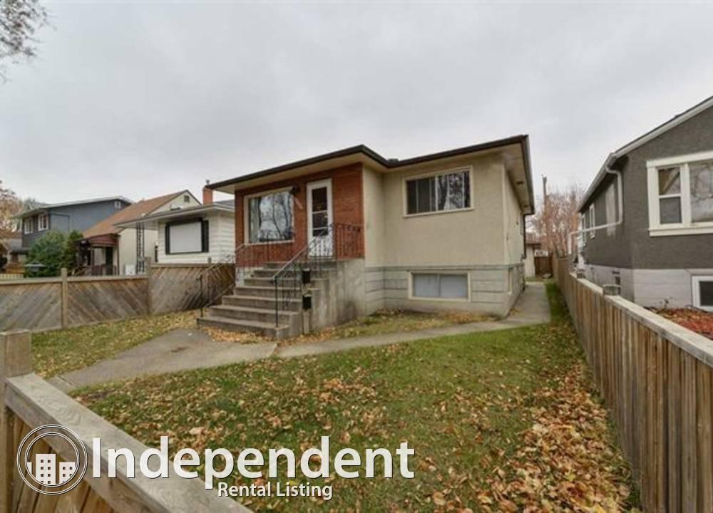 11628 88 Street NW, Edmonton, AB - $700
