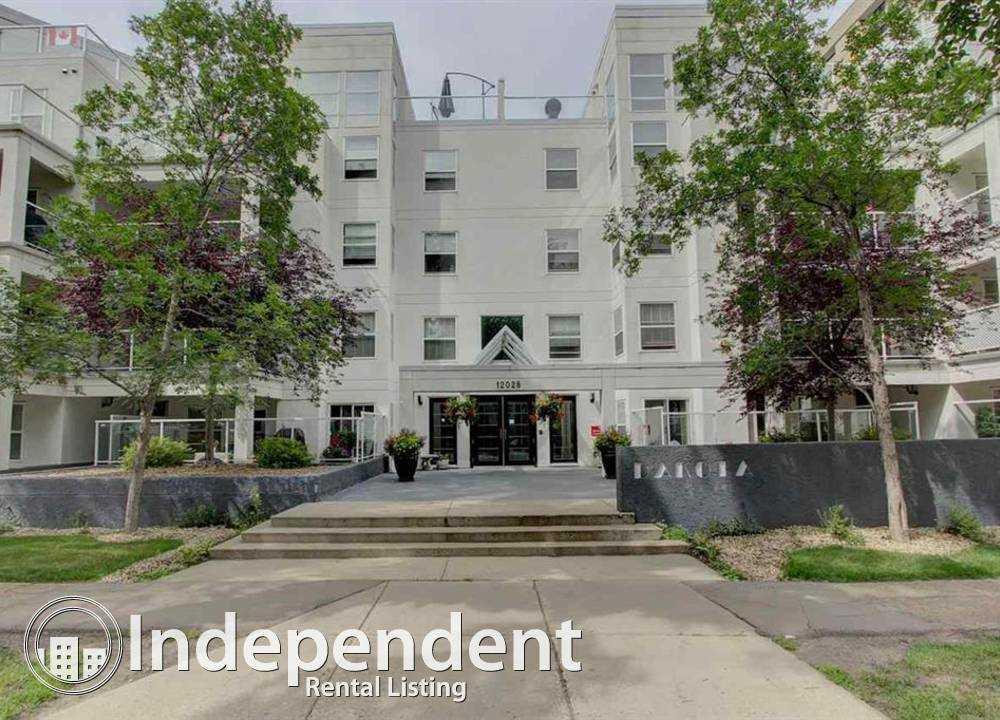 407 - 12028 103 Ave NW, Edmonton, AB - $1,900