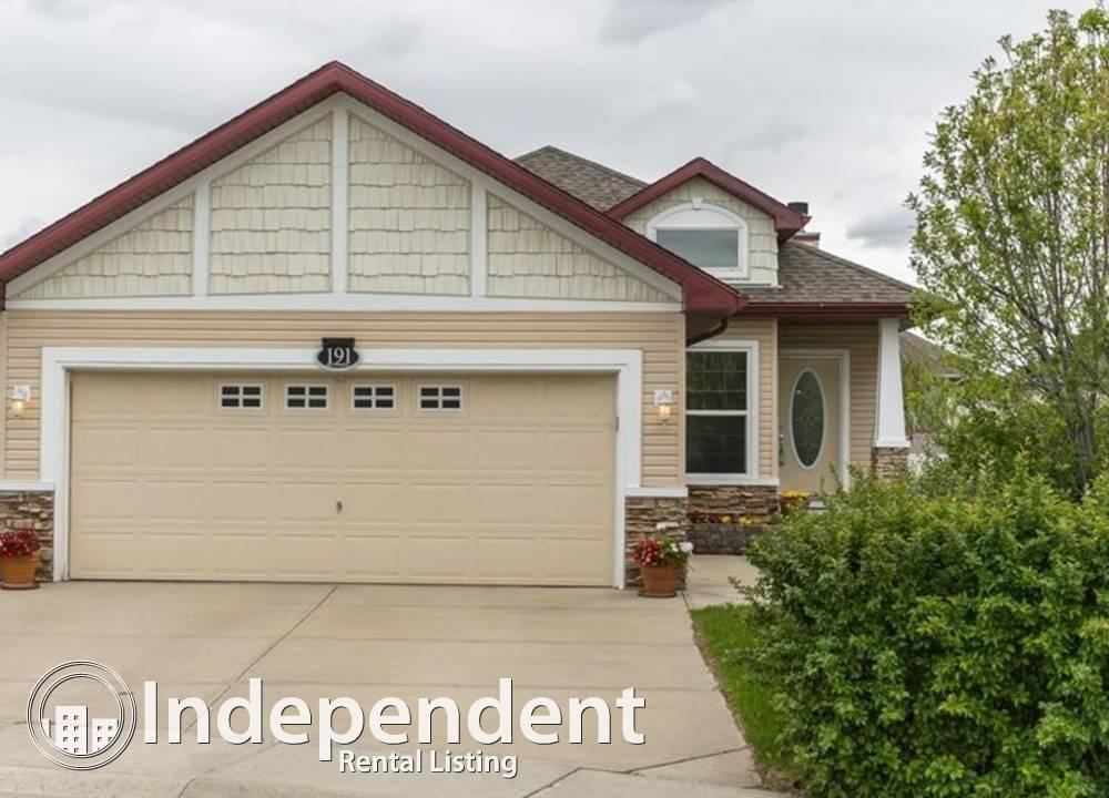 191 West Springs Close  SW, Calgary, AB - $2,500