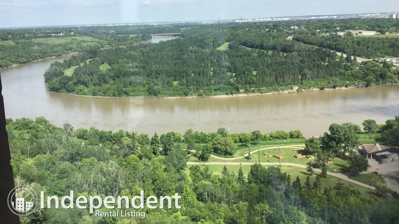 2 Bedroom River Valley View Luxurious Living Style.  Utilities Included