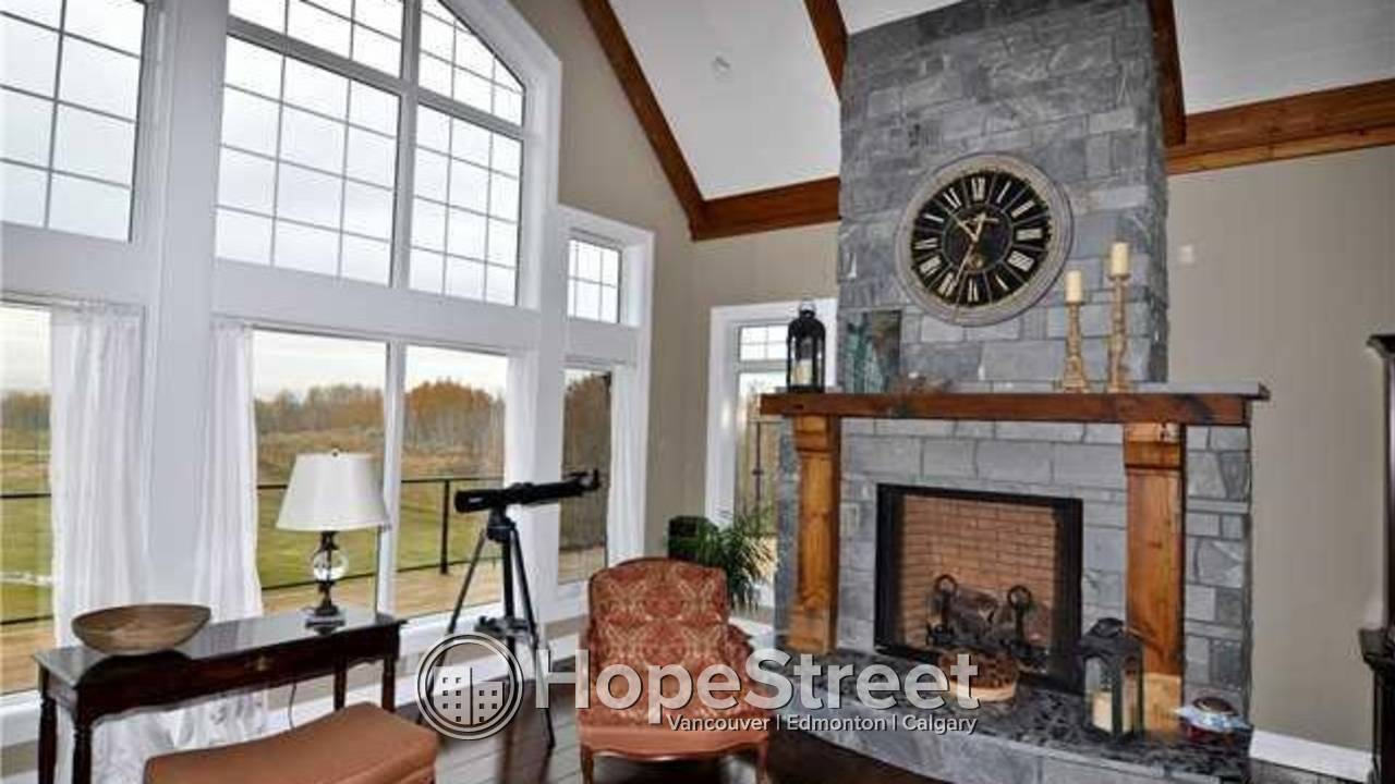 Gorgeous House For Rent in Rural Foothills County!