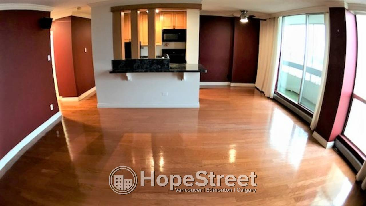 1 Bd Condo For Rent in Old Strathcona: Heat, Water & Electricity Included