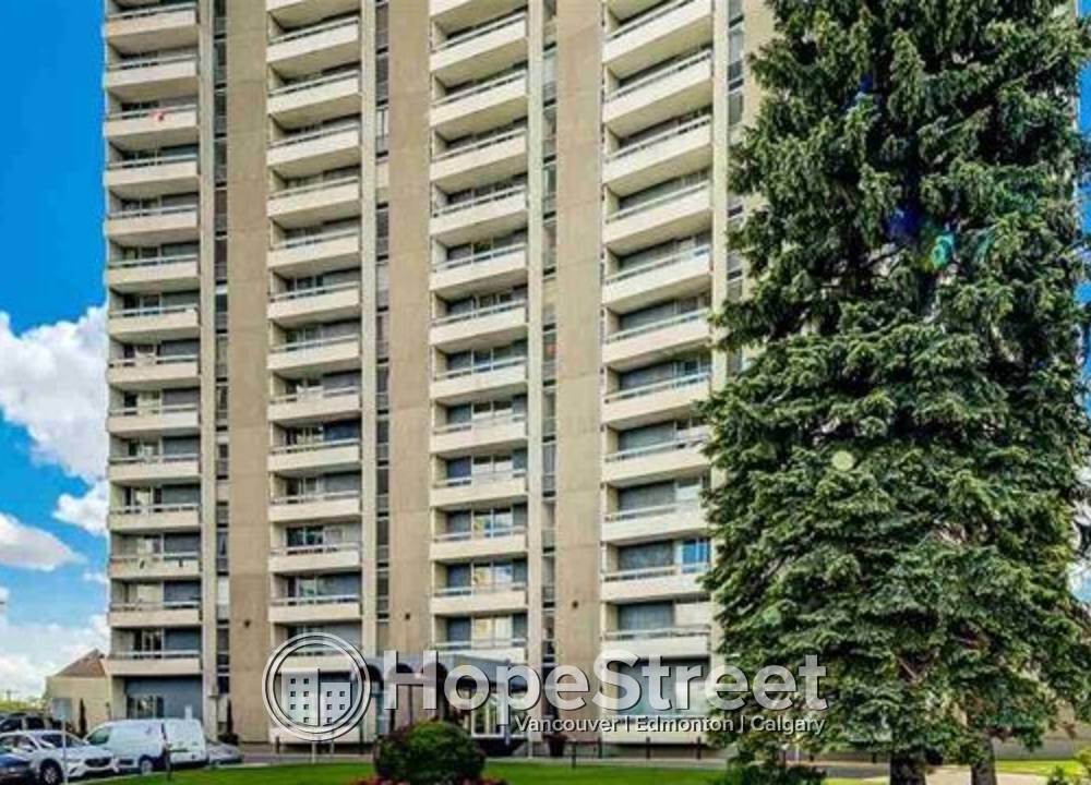 1401 - 10883 Saskatchewan Drive NW, Edmonton, AB - $1,500