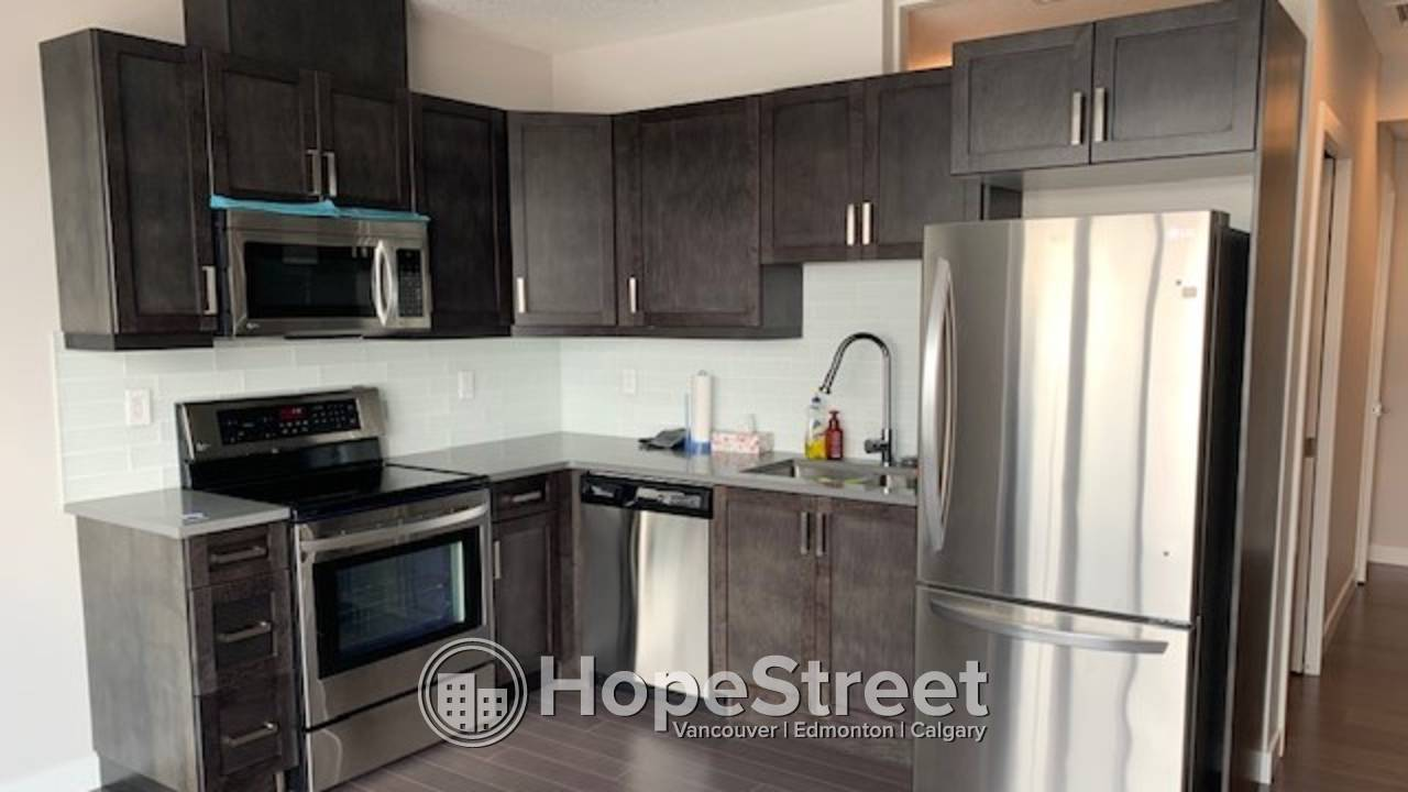 1 Bedroom Condo For Rent in Downtown: Heat & Water Included