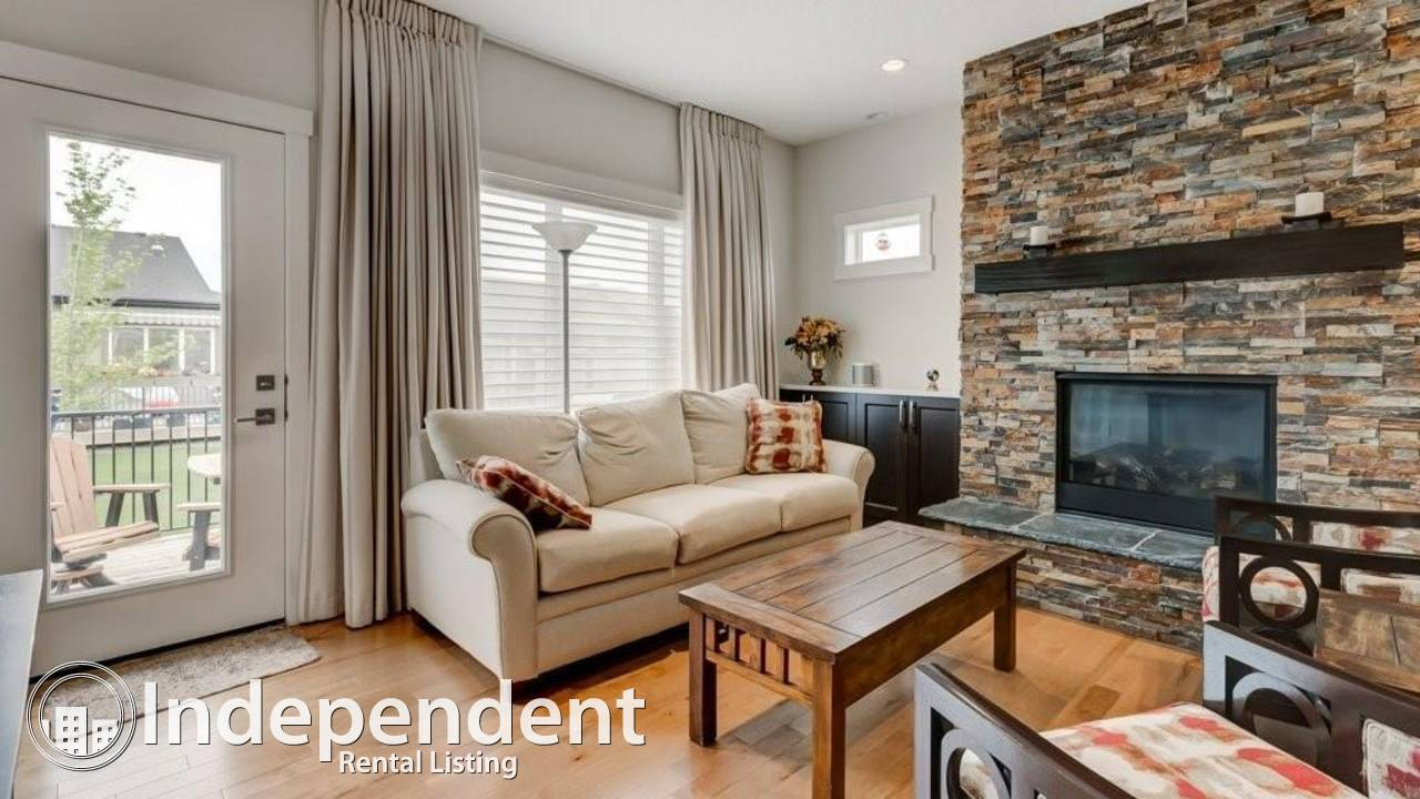 4 Bedroom Duplex for Rent in Signal Hill