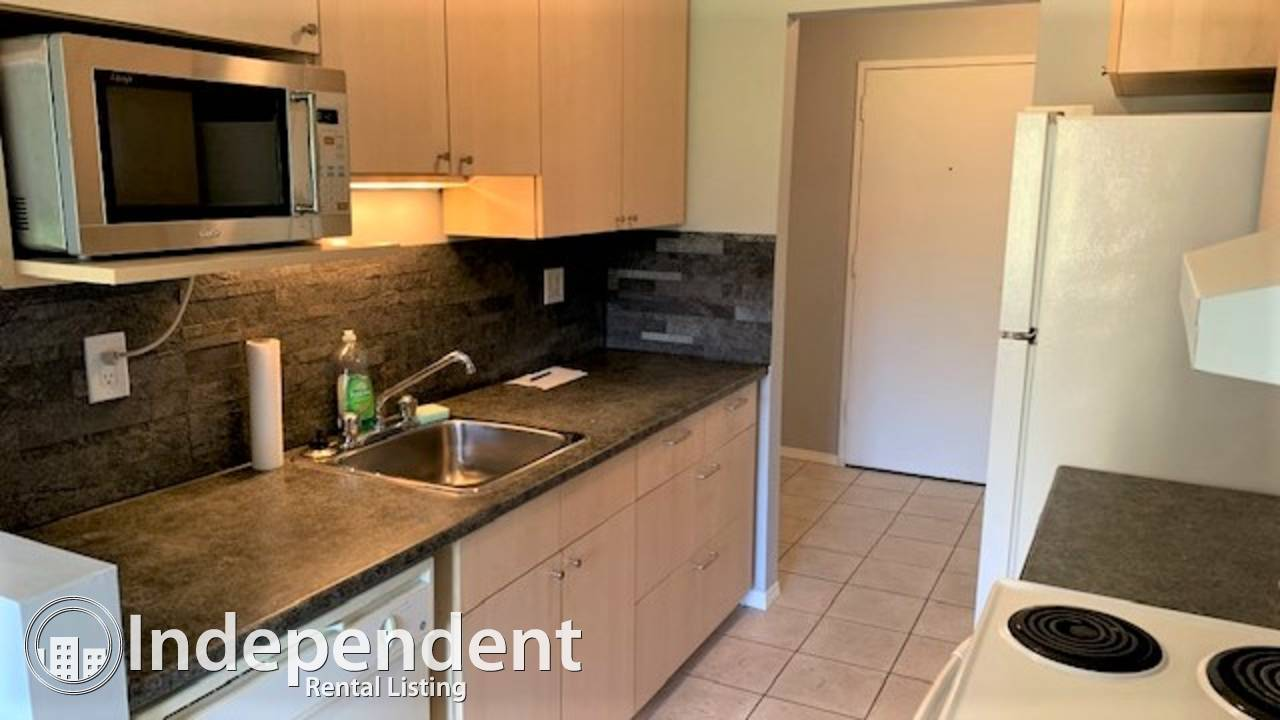 2 Bedroom RENOVATED Condo for Rent in Royal Gardens