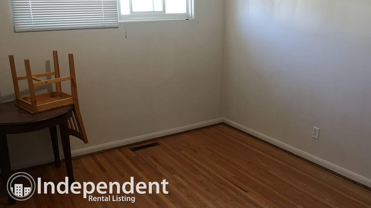 2 Bd Suite In Windsor Park: Available until END of DECEMBER: UTIL INCLUDED