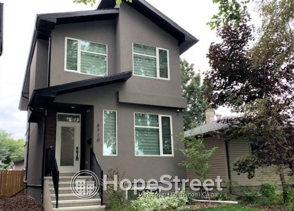 9710 75A ST NW, Edmonton, AB - $2,500