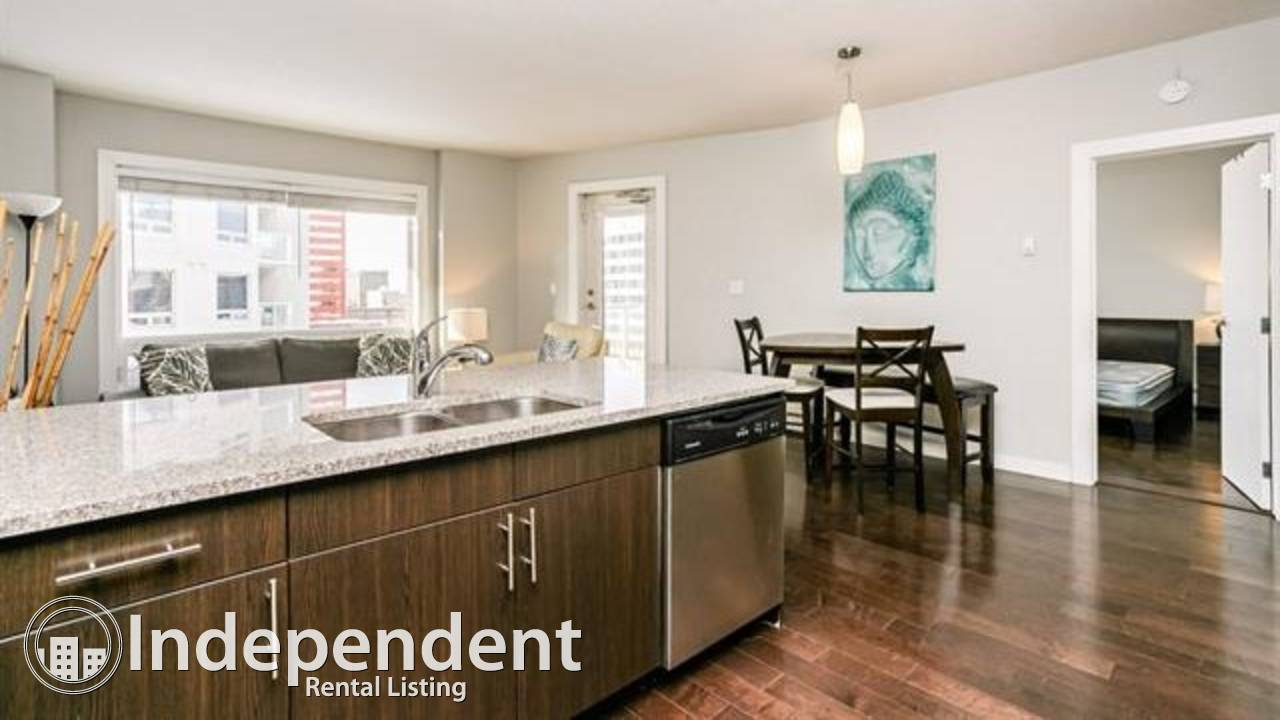 Modern Living in the Heart of the City! HEAT & WATER INCLUDED
