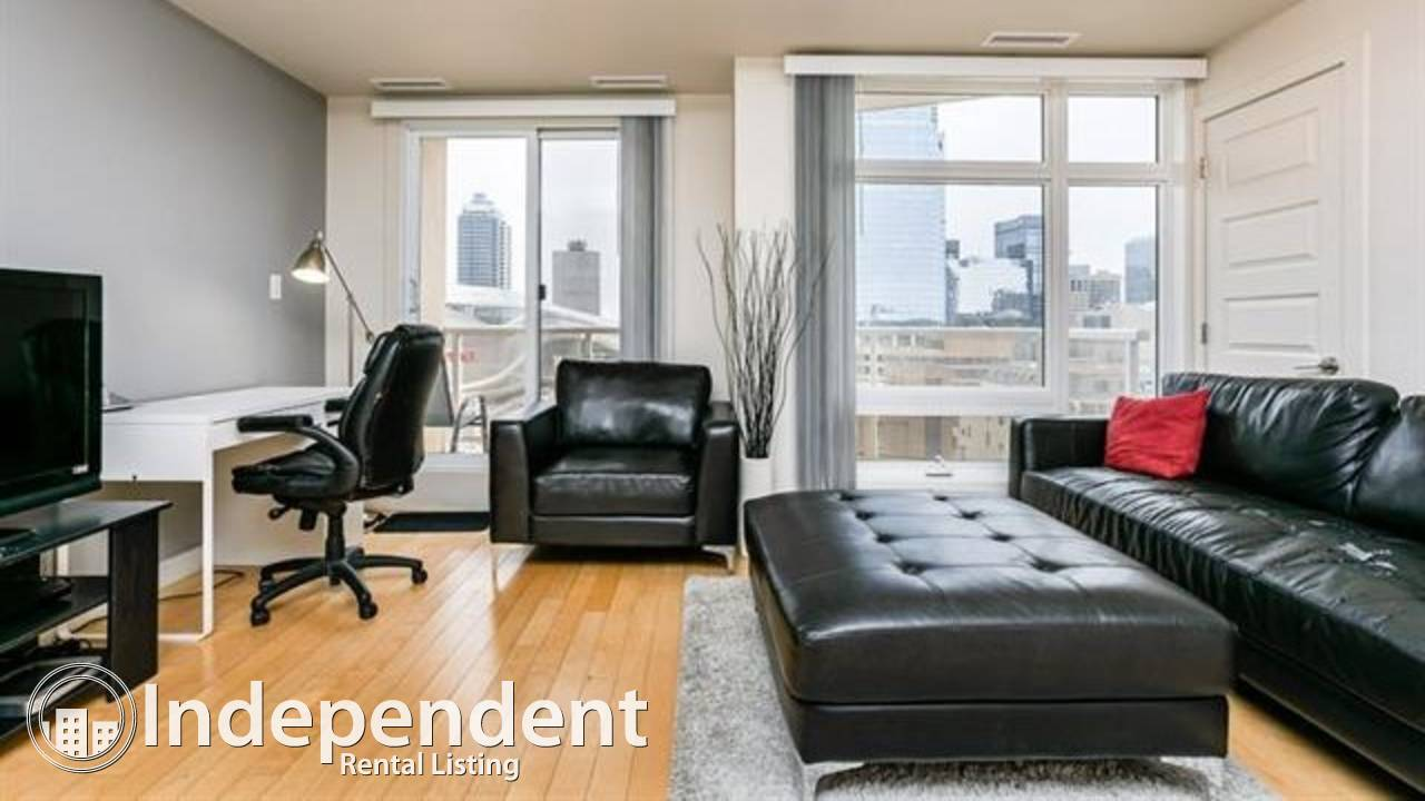 Where the City Is Your Backyard: 1 BED for Rent in ICE DISTRICT