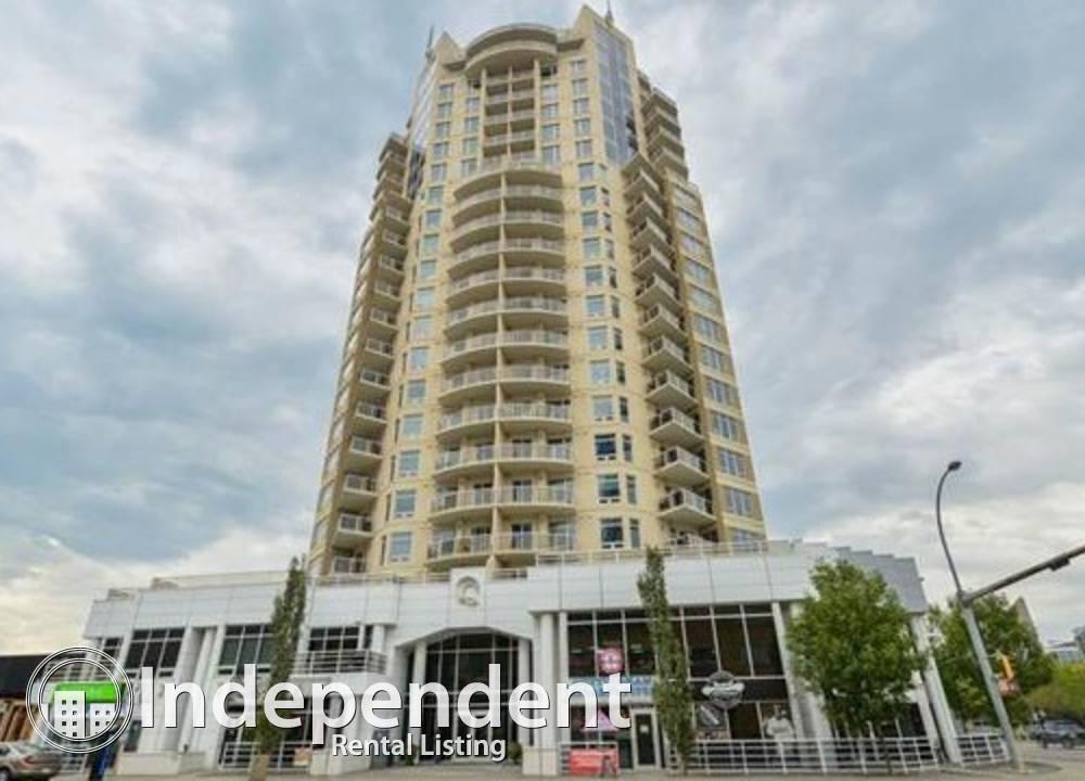 1004 - 10388 105 Street NW, Edmonton, AB - $1,500