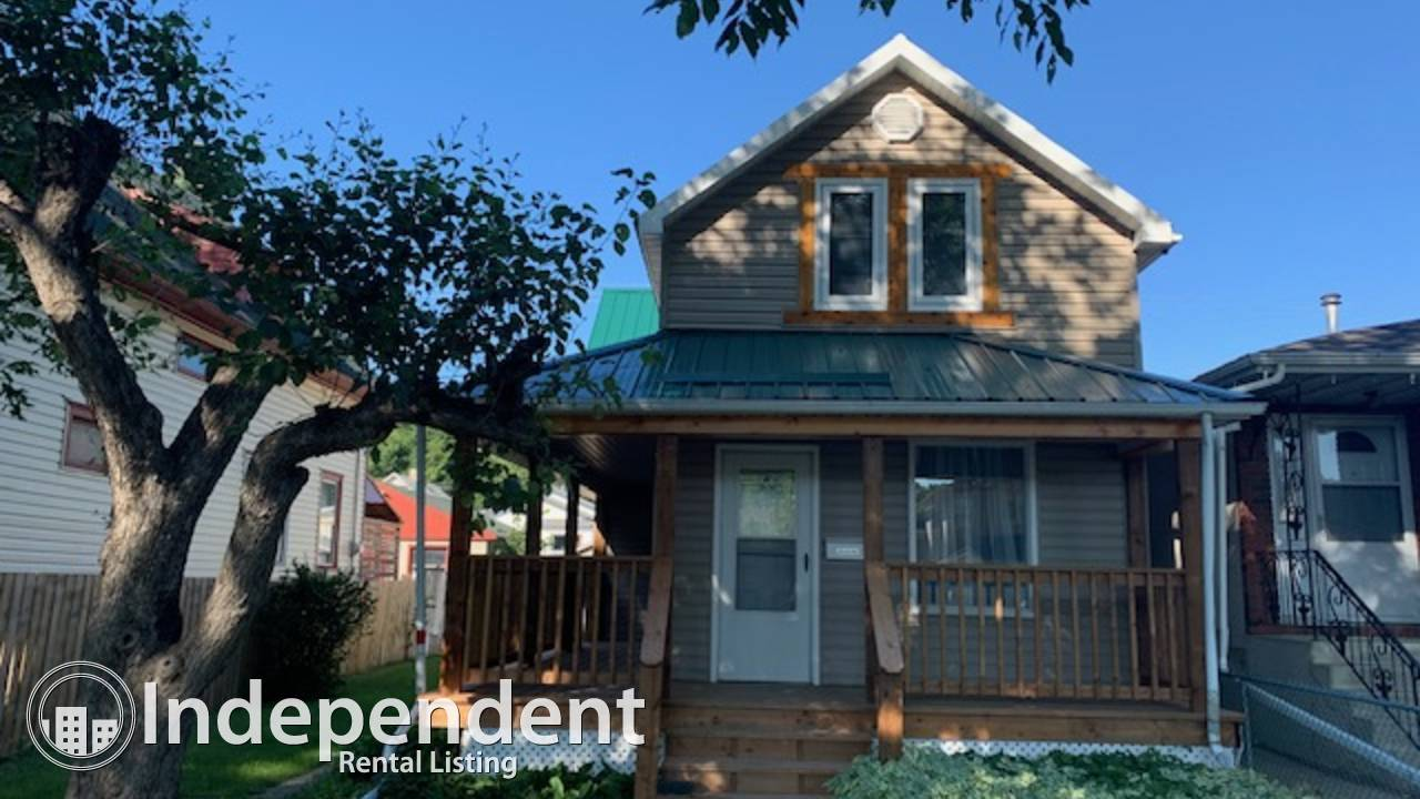Charming 3 Bedroom House for Rent in Alberta Avenue